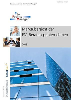 Marktübersicht der FM-Beratungsunternehmen 2018