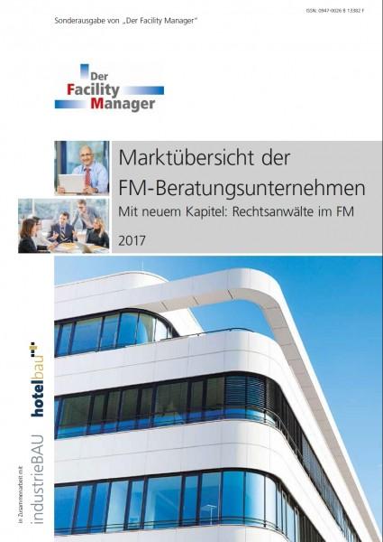 Marktübersicht der FM-Beratungsunternehmen 2017