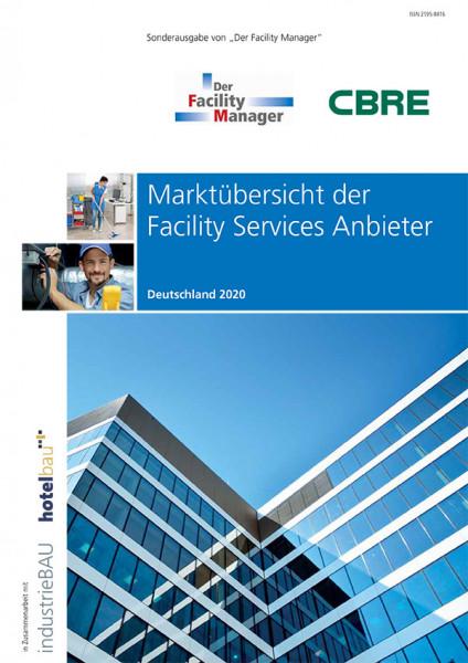 Marktübersicht Facility Services Anbieter 2020
