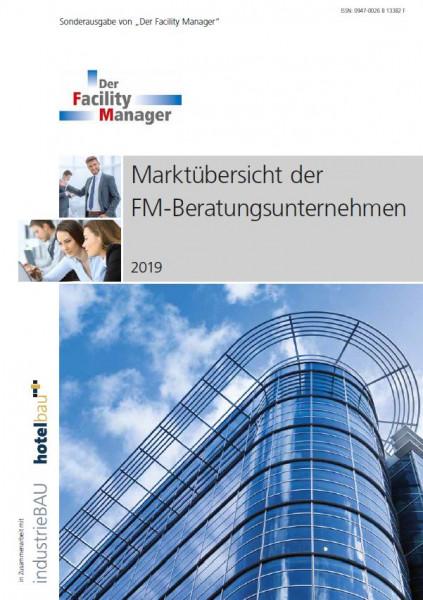 Marktübersicht der FM-Beratungsunternehmen 2019