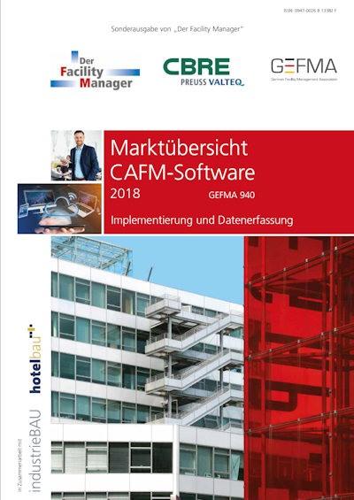 Marktübersicht CAFM Software 2018