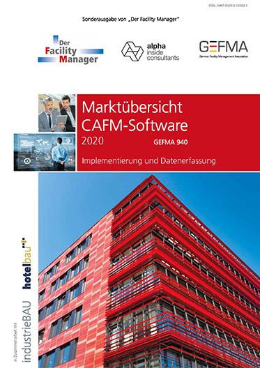 Marktübersicht CAFM Software 2020