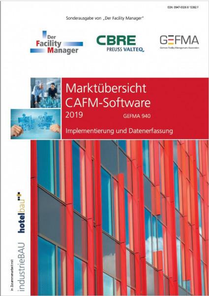 Marktübersicht CAFM Software 2019