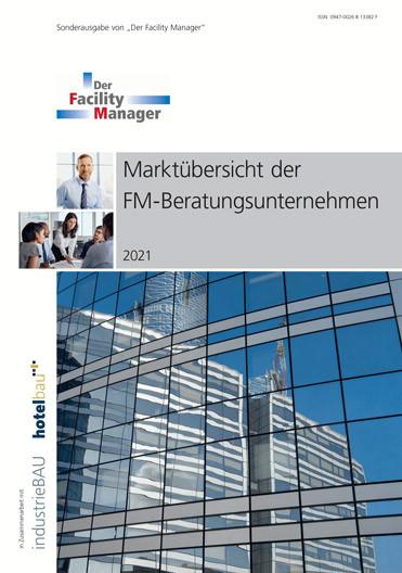 Marktübersicht der FM-Beratungsunternehmen 2021