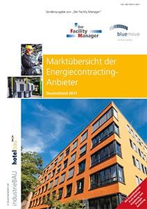 Marktübersicht der Energiecontracting-Anbieter Deutschland 2017