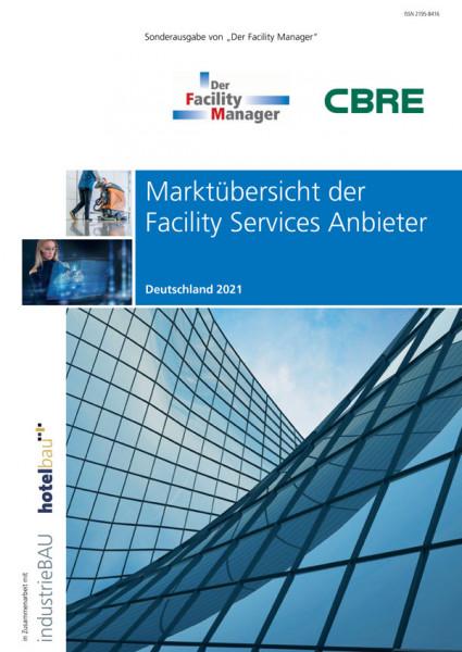 Marktübersicht Facility Services Anbieter 2021